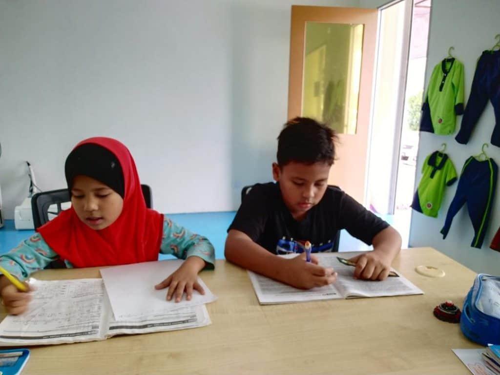 reading n tuition class bandar bukit mahkota kajang